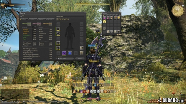 ffxiv3 Feature | Beyond the Cube Preview: Final Fantasy XIV: A Realm Reborn