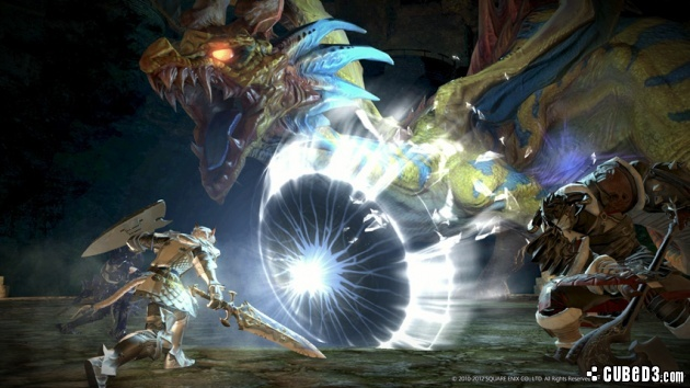 ffxiv4 Feature | Beyond the Cube Preview: Final Fantasy XIV: A Realm Reborn