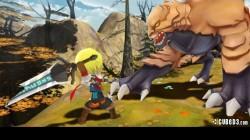 Screenshot for Soul Saga - click to enlarge