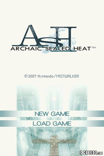 Screenshot for ASH: Archaic Sealed Heat on Nintendo DS