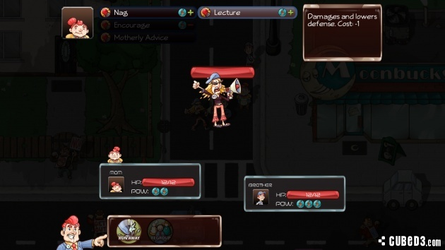 Screenshot for Citizens of Earth on Wii U