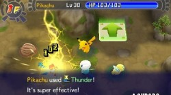 Screenshot for Pokémon Mystery Dungeon: Gates to Infinity - click to enlarge