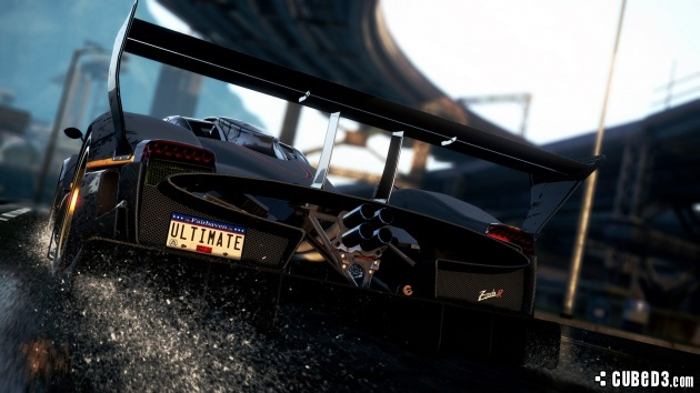 Screenshot for Need for Speed: Most Wanted on Wii U- on Nintendo Wii U, 3DS games review