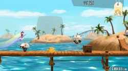 Screenshot for Runner 2: Future Legend of Rhythm Alien - click to enlarge