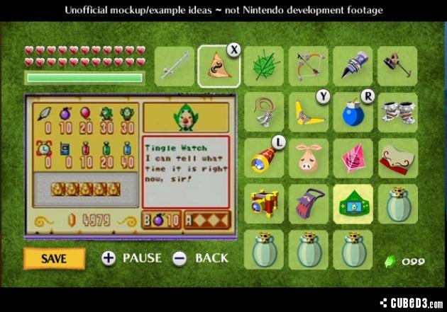 News How Zelda Wind Waker Might Work On Wii U Gameplay