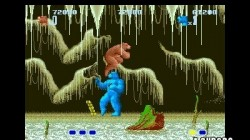Screenshot for Altered Beast - click to enlarge