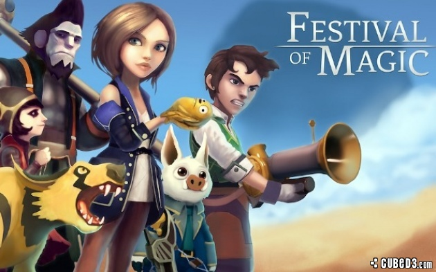 Image for Interview | SnowCastle Games on Festival of Magic for Nintendo Wii U