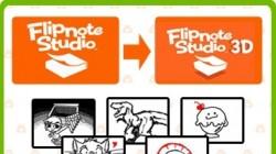 Screenshot for Flipnote Studio 3D - click to enlarge