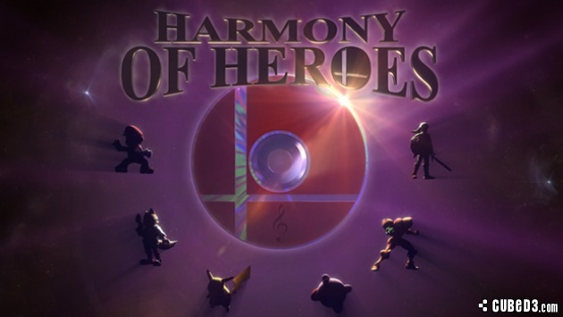 Image for Interview | Shinesparkers on Harmony of a Hunter and Harmony of Heroes, the Smash Bros Album