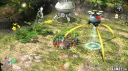 Screenshot for Pikmin 3 - click to enlarge