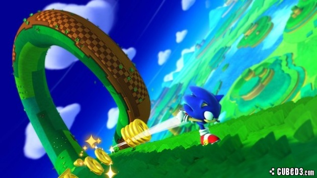 Image for Eggman Sides with Sonic Lost World on Nintendo Wii U, 3DS