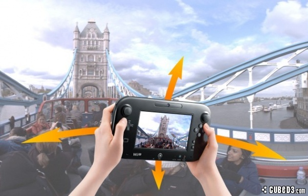 Image for Hands-on Playthrough with the Four Nintendo Wii U Panorama Views