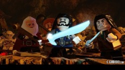 Screenshot for LEGO The Hobbit - click to enlarge