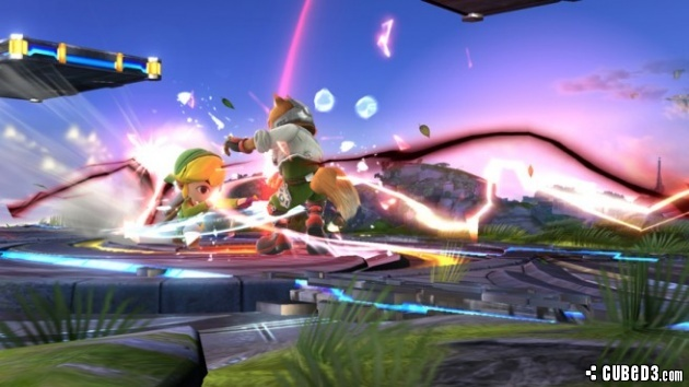 Image for Super Smash Bros. Wii U Adds Massive Damage Effects