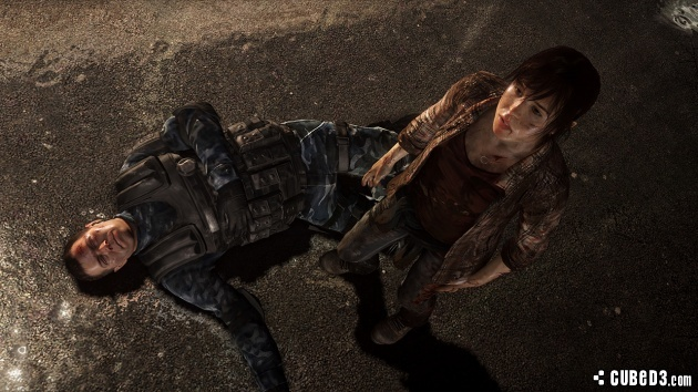 Screenshot for Beyond: Two Souls on PlayStation 3