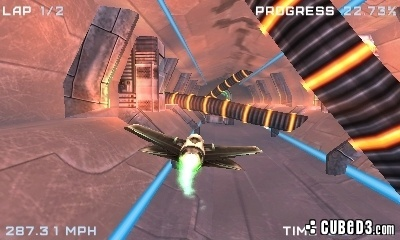 Screenshot for AiRace Speed on 3DS eShop - on Nintendo Wii U, 3DS games review