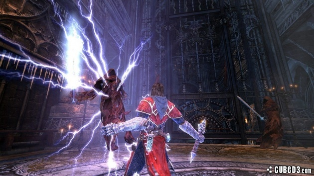 Screenshot for Castlevania: Lords of Shadow Ultimate Edition on PC