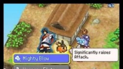 Screenshot for Pokémon Conquest - click to enlarge