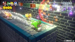 Screenshot for Super Mario 3D World - click to enlarge