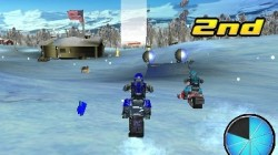 Screenshot for Snow Moto Racing 3D - click to enlarge