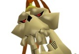 What weapon do the stalfos in Wind Waker wield?