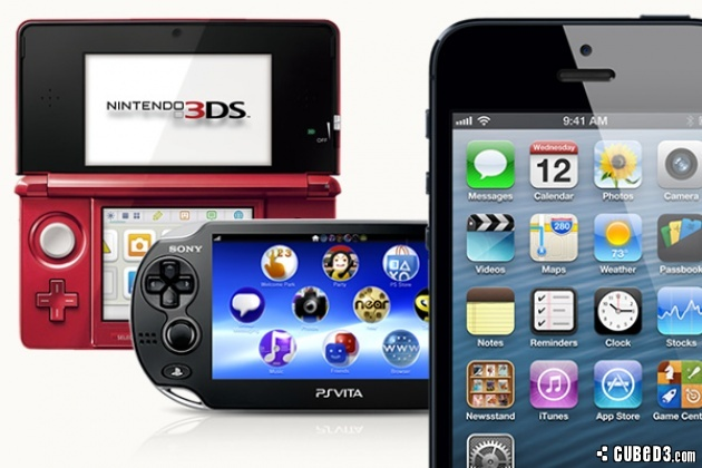 How Mobile/Handheld Gaming Stacks Up