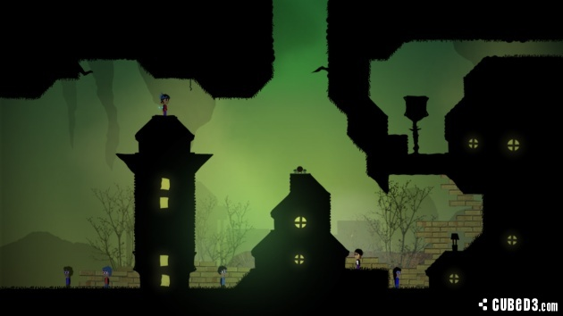 Screenshot for Knytt Underground on Wii U