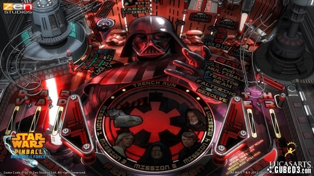 Zen pinball have announced a brand new dlc update for star wars