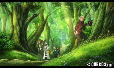Screenshot for Etrian Odyssey Untold: The Millennium Girl on Nintendo 3DS- on Nintendo Wii U, 3DS games review