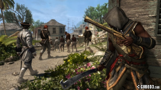 Screenshot for Assassin's Creed: Freedom Cry on PlayStation 3