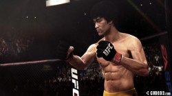 Screenshot for EA Sports UFC - click to enlarge
