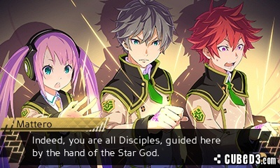 Screenshot for Conception II: Children of the Seven Stars on 3DS eShop - on Nintendo Wii U, 3DS games review