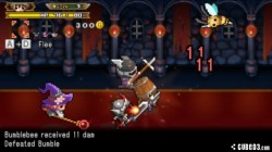 Screenshot for Half-Minute Hero: The Second Coming - click to enlarge