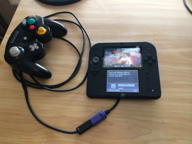 can you hook up your 3ds to your wii u However, by connecting to the internet, you can visit a friend's town, have that friend visit just put the sd card from your nintendo 3ds system into your wii u.
