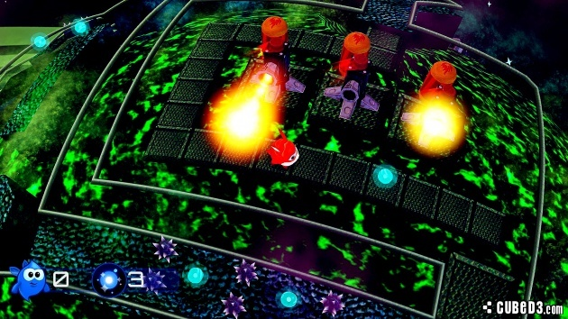 Screenshot for Armillo on Wii U