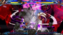 Screenshot for BlazBlue: Chrono Phantasma - click to enlarge