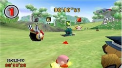 Screenshot for Kirby Air Ride - click to enlarge