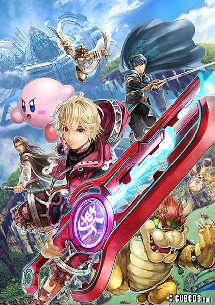 Image for Shulk Announced for Super Smash Bros - Watch Debut Trailer