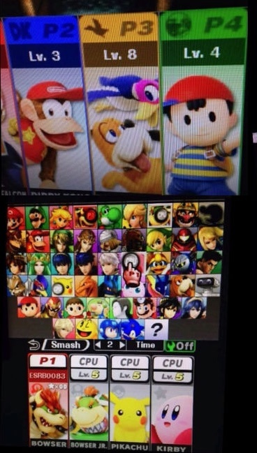 Image for Rumour: Leaked Super Smash Bros. Videos Show New Characters