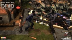 Screenshot for Zen Pinball 2: The Walking Dead - click to enlarge