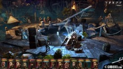 Screenshot for Blackguards 2 (Hands-On) - click to enlarge