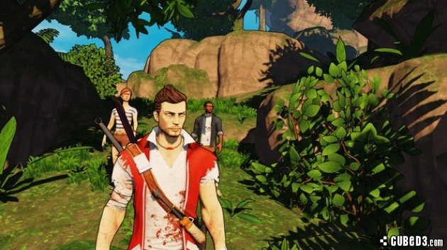Screenshot for Escape Dead Island on PlayStation 3