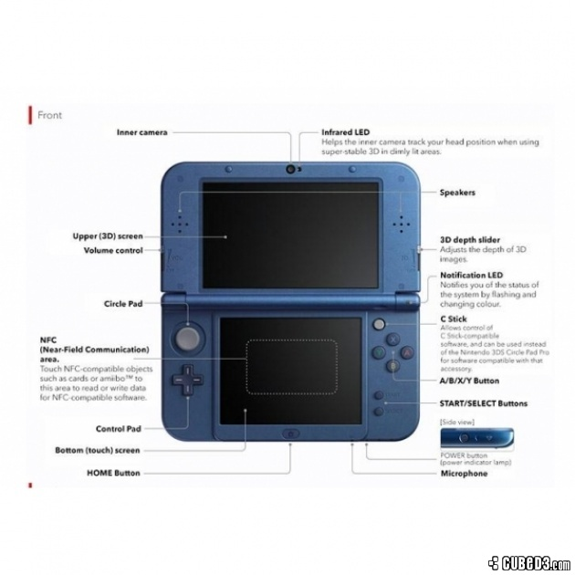 Image for Tech Up! | New Nintendo 3DS XL (Hardware Review)