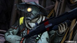 Screenshot for Tales from the Borderlands: Episode One - Zer0 Sum - click to enlarge