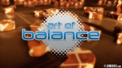 Screenshot for Art of Balance - click to enlarge