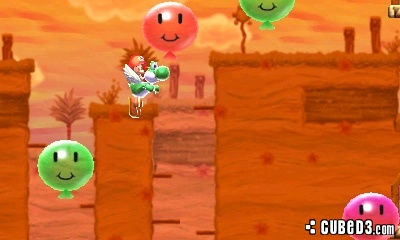 Screenshot for Yoshi's New Island on Nintendo 3DS