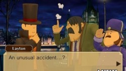Screenshot for Professor Layton vs Phoenix Wright: Ace Attorney - click to enlarge