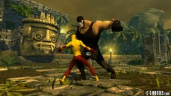 Screenshot for Young Justice: Legacy - click to enlarge