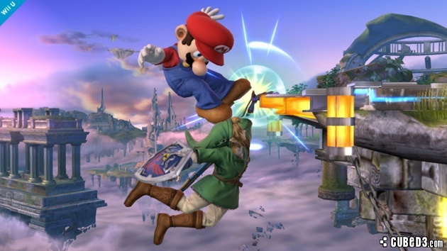 Image for New Smash Bros for 3DS, Wii U Will Change Edge Guarding