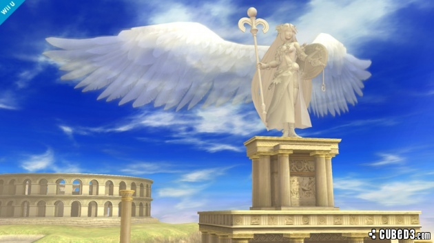 Image for Kid Icarus Stage Revealed for Next Smash Bros